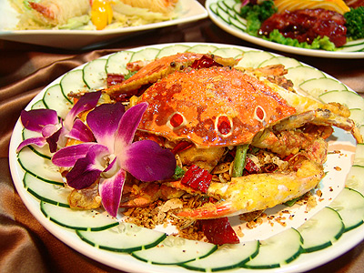 Autumn Crab Season – Jinyue Dim Sum Restaurant Invites You to Savour Crab Feast!