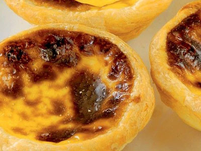 Portuguese-style Egg Tart DIY Kits Now Available!